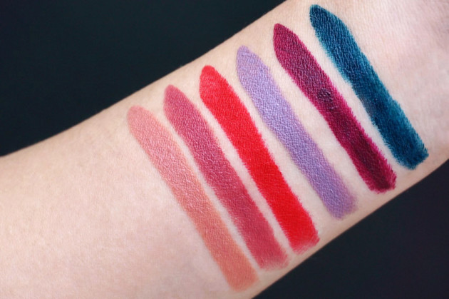 mufe-artist-rouge-swatches-c105-c211-m401-review
