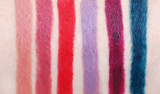 mufe-artist-rouge-swatches-c502-c506-c603-review