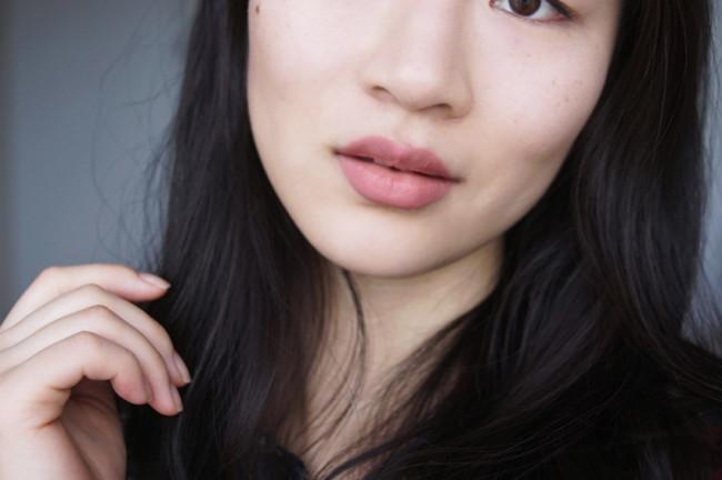 Marcelle Velvet Gel Buff Nude swatch review