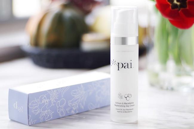 Pai Echium and Macadamia Replenishing Day Cream review