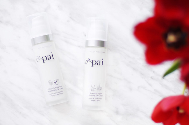Pai day cream review silicone free
