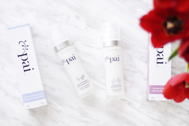 Pai skincare review day cream natural silicone-free