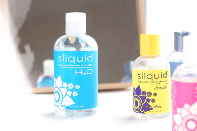 Sliquid H2O lubricant review