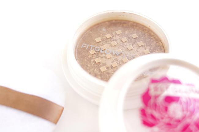 fitglow beauty vita set powder review