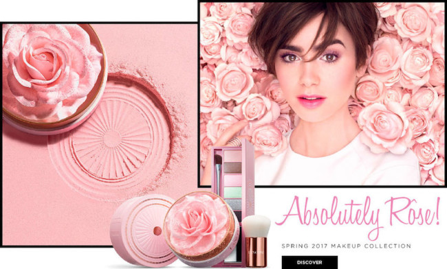 Absolutely Rose spring 2017 lancome
