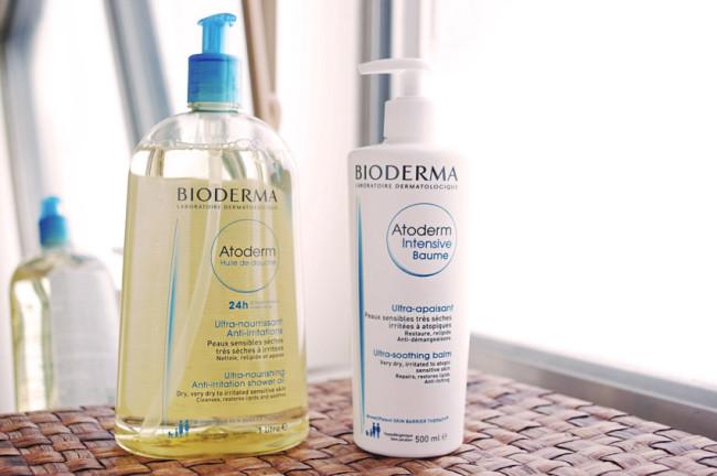 Bioderma Atoderm ultra-nourishing shower oil review