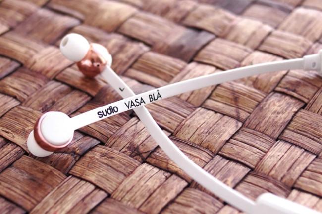 wireless earbud review sudio vasa bla