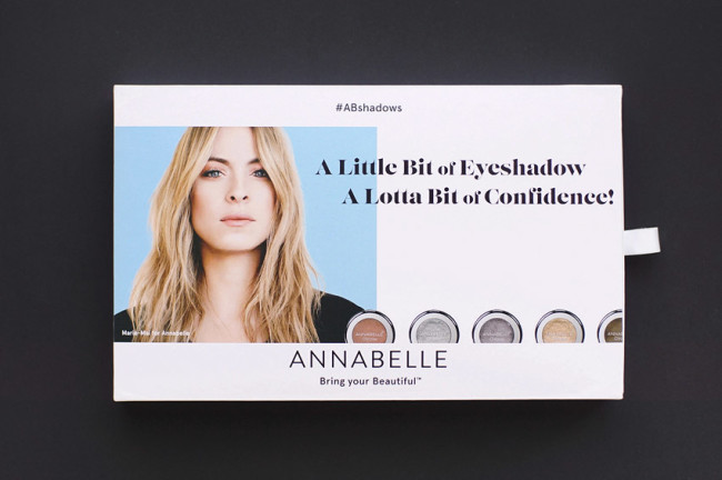 Annabelle ABShadows review