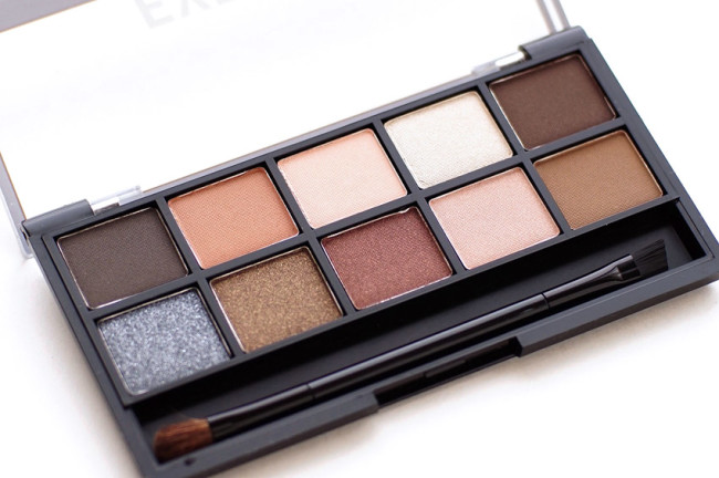 Annabelle Eye & Brow palette review