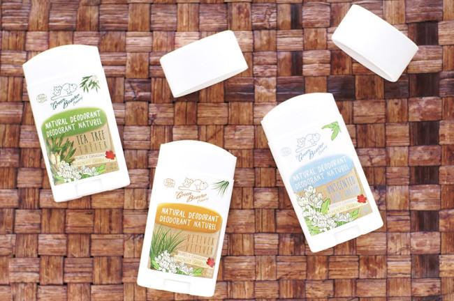 Natural Deodorant Company Reviews
