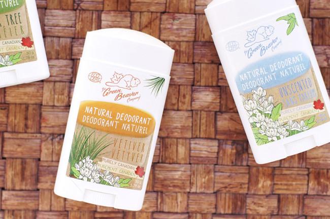 Gren Beaver vetiver deodorant review