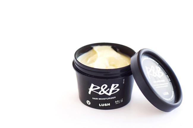 LUSH R&B Hair Moisturizer review