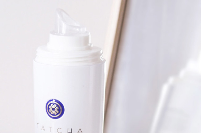 Tatcha The Essence Plumping Skin Softener packaging