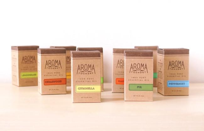 Aroma Foundry essential oils review