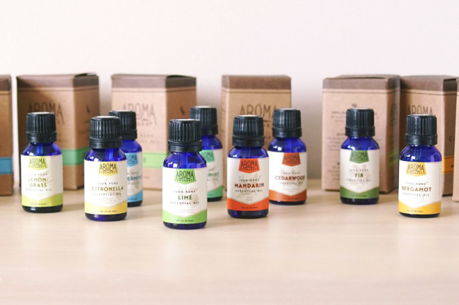 Essential oils - saje dupes review