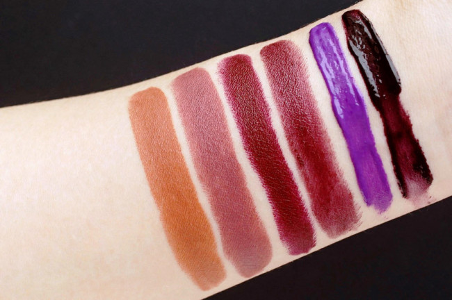 Maybelline Color Sensational lipstick review swatches photos