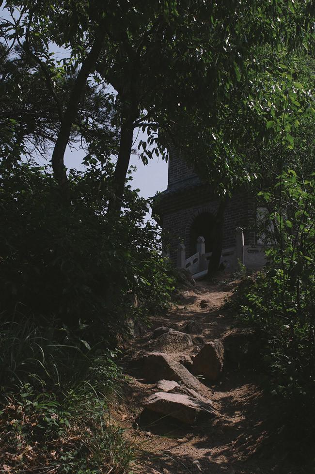 Daqingshan pagoda
