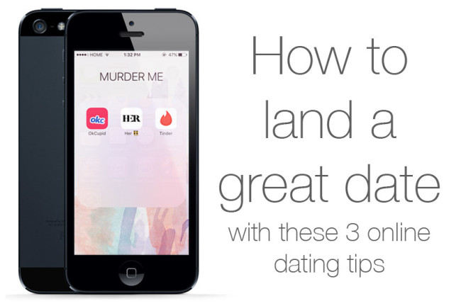 How to land a great date