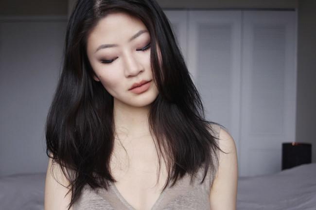 Make Up For Ever 103 Artist Liquid Matte swatch makeup look review