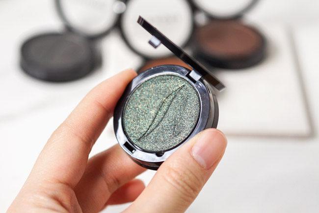 Silicone-free eyeshadow from Sephora