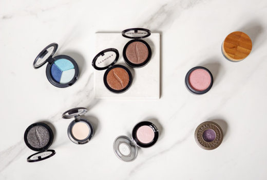 Silicone-free eyeshadows - list, recommendations, budget, natural