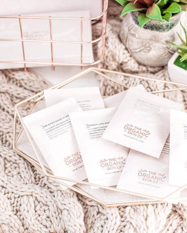 The Organic Skin Co. review paraben silicone cruelty free beauty